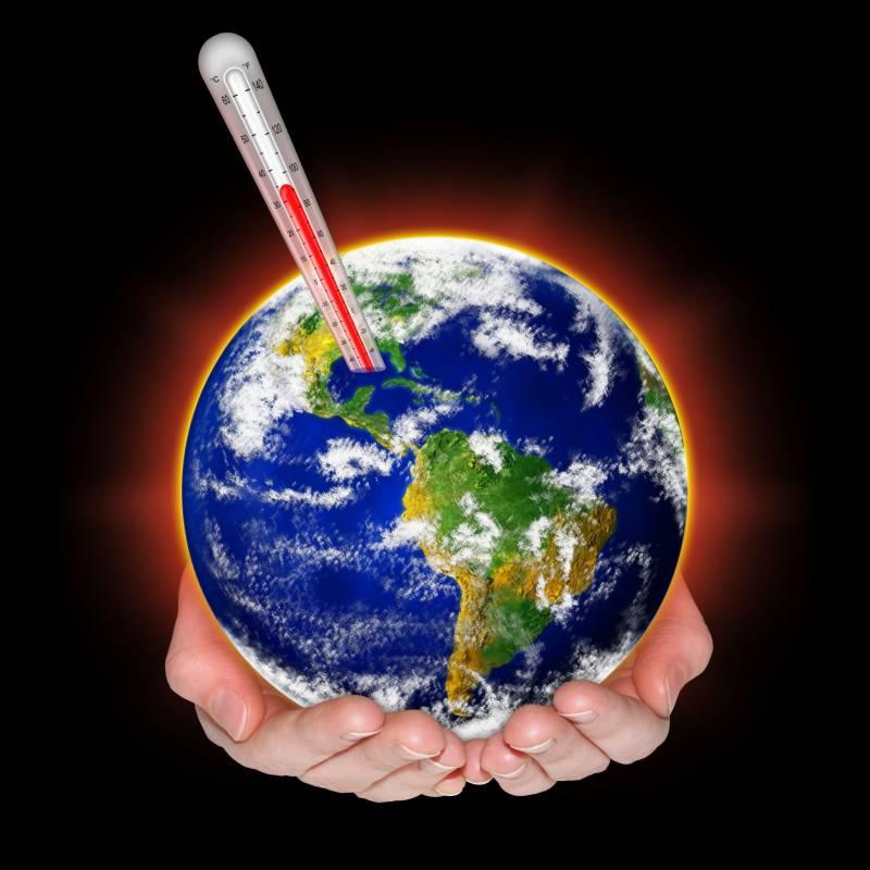 زمین کا درجہ حرارت بلند ہونے سے ایک ارب سے زائد افراد شدید گرمی کا شکار