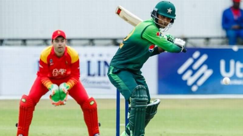 پاکستان نے زمبابوے کو دوسرے ون ڈے میں 9 وکٹوں سے شکست دیدی