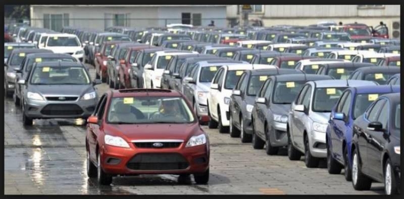 ملک میں کاروں کی پیداوار اور فروخت میں نمایاں اضافہ