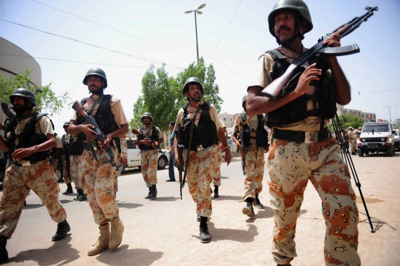 کراچی: امیدواروں کی ٹارگٹ کلنگ کا منصوبہ بنانے والے مبینہ ملزمان گرفتار