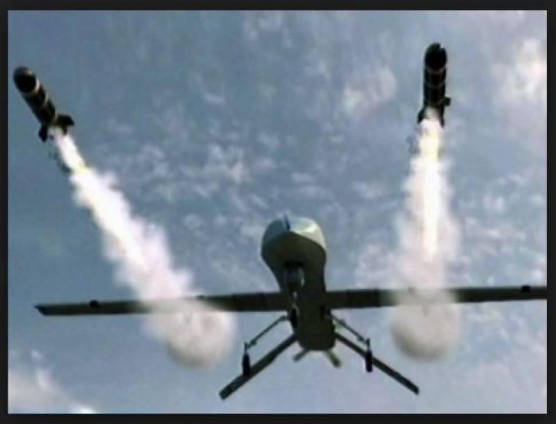 امریکاکی بھارت کو مسلح ڈرونز فروخت کرنے کی پیشکش