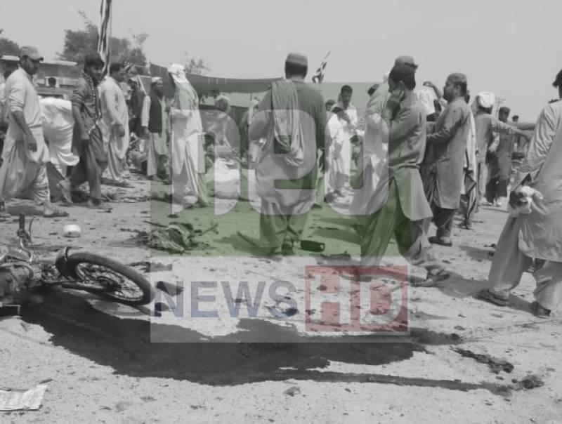کوئٹہ: پولنگ اسٹیشن کے قریب دھماکا،31 افراد شہید، متعدد زخمی