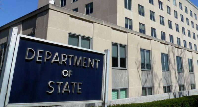 پاکستانیوں کے جمہوری حق کی حمایت کرتے ہیں:امریکہ