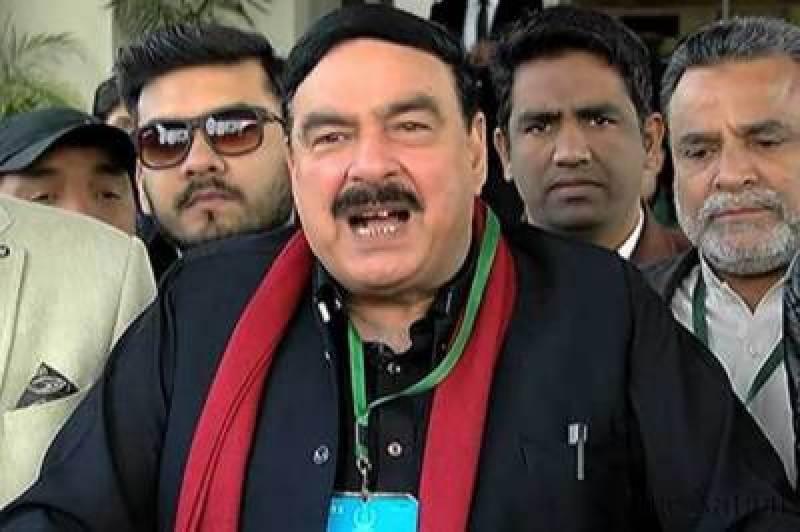 وزارتوں کا بھوکا نہیں پاکستان کےغر یبوں کا گاندھی بننے جارہا ہوں، شیخ رشید