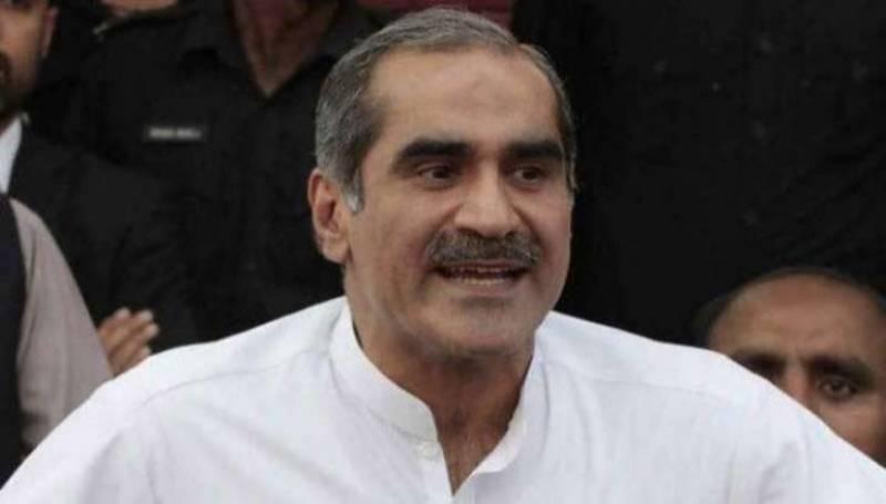 عمران خان نے لاہور کے حلقے این اے 131 کا الیکشن 50 کروڑ میں خریدا ، سعد رفیق کا الزام