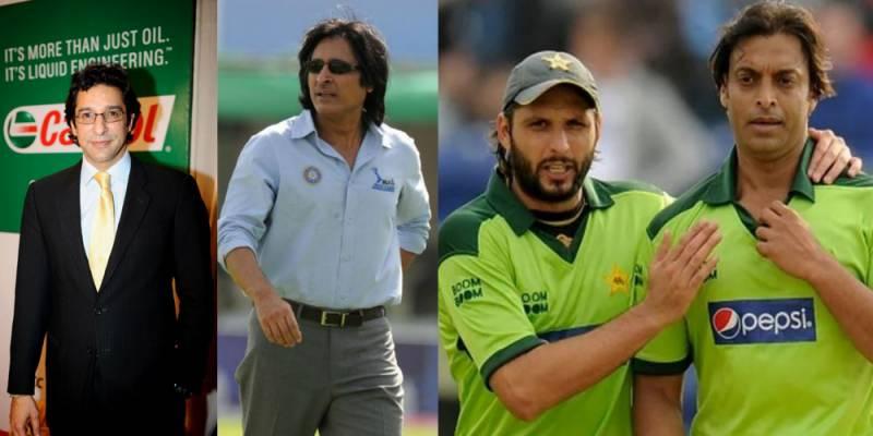 نامورکھلاڑیوں کی عمران خان کو مبارکباد