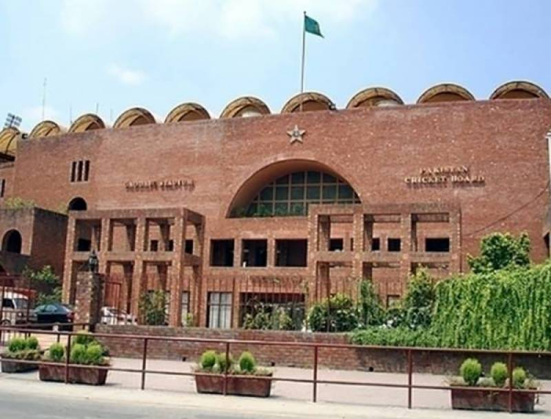 پاکستان کرکٹ بورڈ کی آفیشل ویب سائٹ کو اپ ڈیٹ کرنے کا سلسلہ شروع