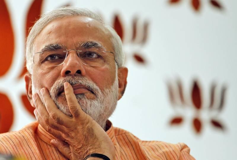 عام انتخابات2018 :بھارتی وزیراعظم نے مسلسل خاموشی اختیار کرلی