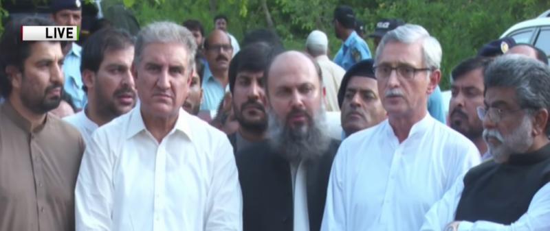 بلوچستانعوامی پارٹینےتحریک انصاف کی غیر مشروط حمایت کا اعلان کر دیا
