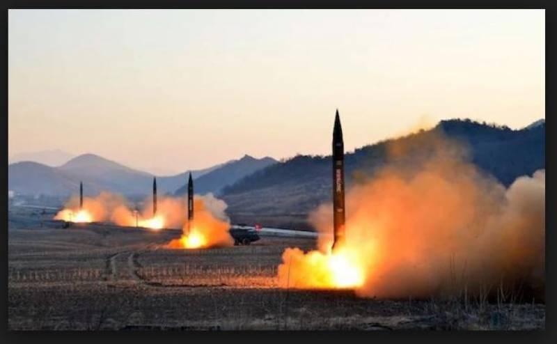شمالی کوریا چوری چھپے میزائل بنانے میں مصروف ہے،امریکی اعلیٰ عہدیدار