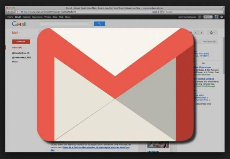 جی میل پر ای میلز کو شیڈول کرنا جلد ہی ممکن ہوگا