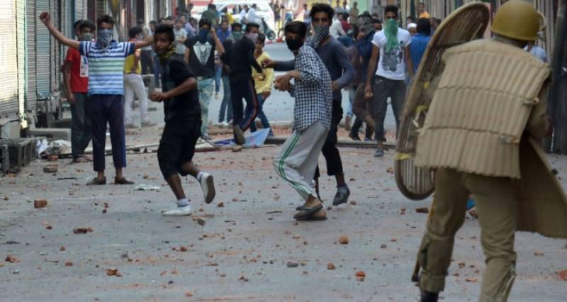 گزشتہ ماہ بھارتی فوج نے 21 کشمیری شہید کر دیئے