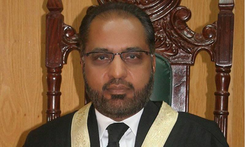سپریم جوڈیشل کونسل کا جسٹس شوکت عزیز کو شوکاز نوٹس