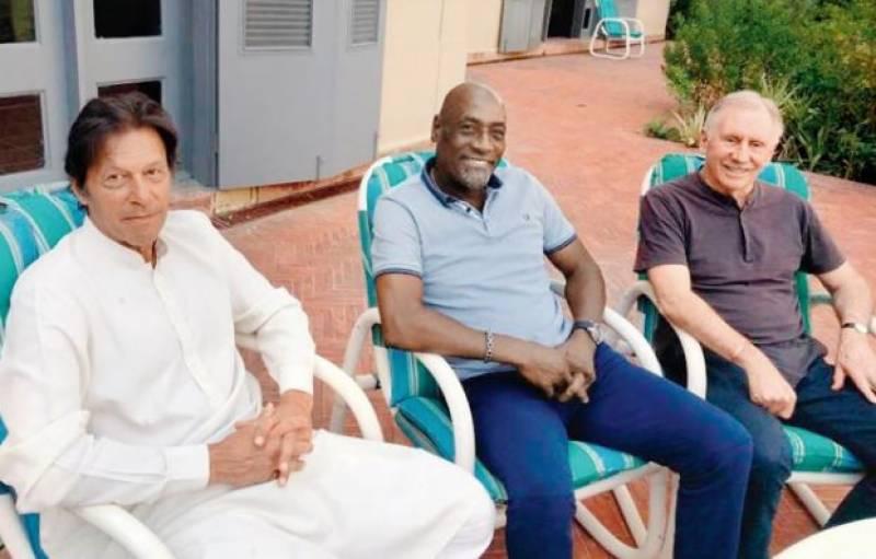 سابق آسٹریلوی کپتان کا عمران خان کی قائدانہ صلاحیتوں کا اعتراف