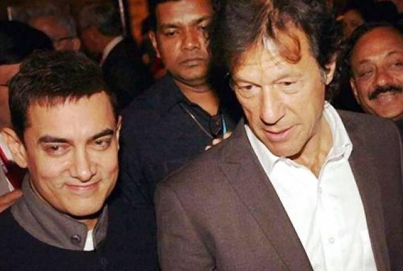 عامر خان کو دعوت نامہ نہیں ملا، وہ پاکستان نہیں جارہے