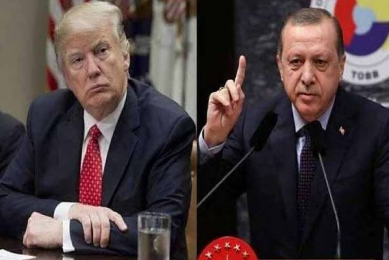 پادری بحران ،دو وزرا کے خلاف امریکی پابندیاں کا جواب دیاجائے گا، ترکی
