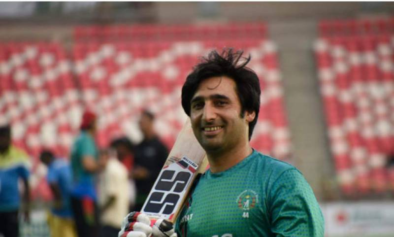 افغان کرکٹ ٹیم کے کپتان نے اپنا نام تبدیل کر لیا