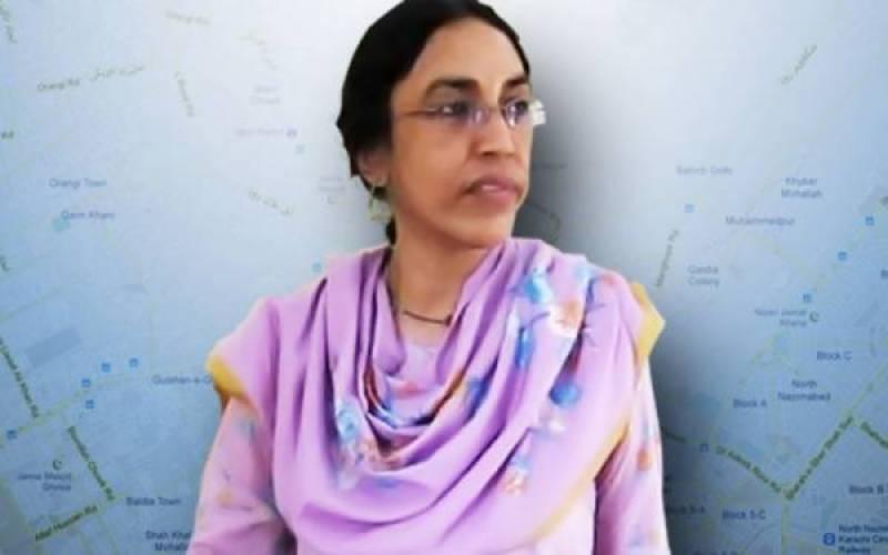 پروین رحمان قتل کیس، ملزم عمران عرف سواتی کی درخواست ضمانت مسترد