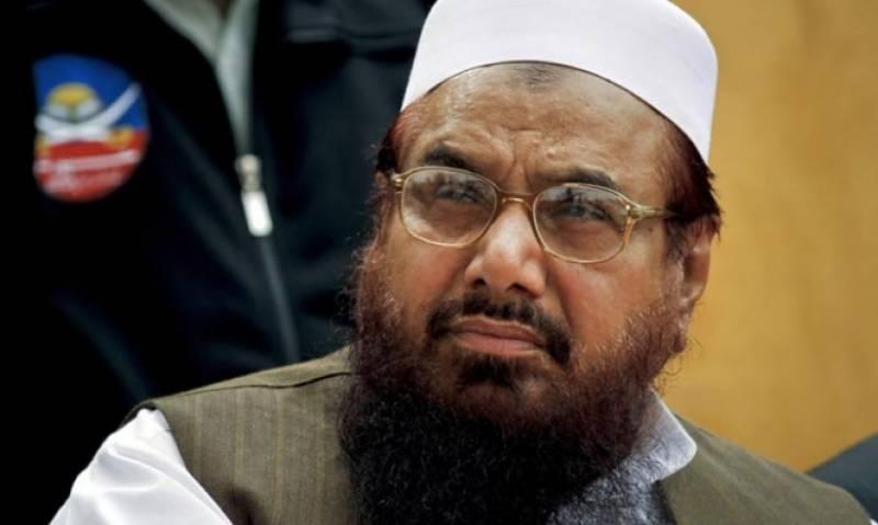 بھارت کشمیر میں مسلم آبادی کا تناسب تبدیل کرنے کی سازشیں کر رہا ہے, حافظ محمد سعید