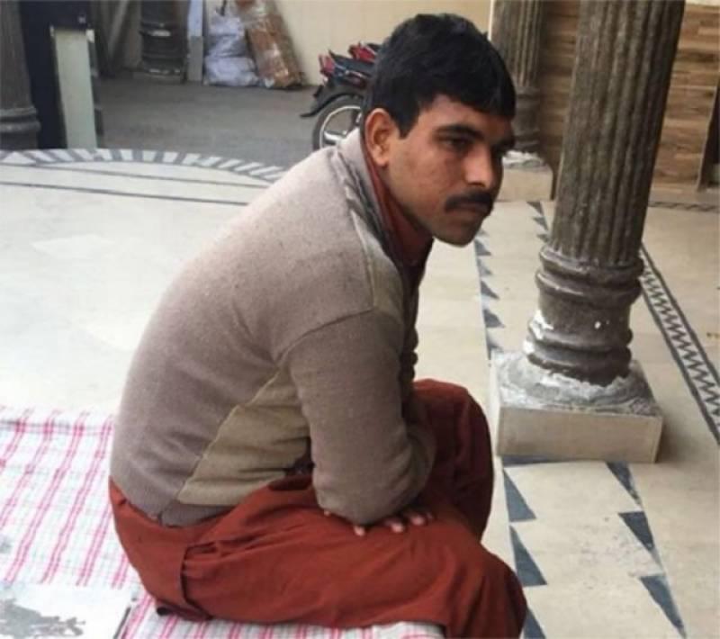 کائنات بتول قتل کیس، ملزم عمران علی کو تین بار عمر قید، 23 سال قید کی سزا