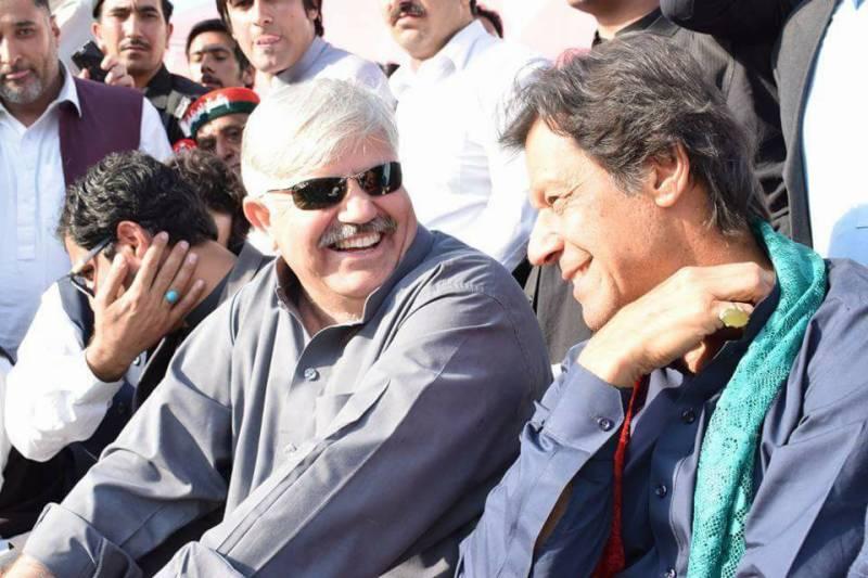 عمران خان نے محمود خان کو وزیر اعلیٰ خیبر پختونخوا نامز د کر دیا