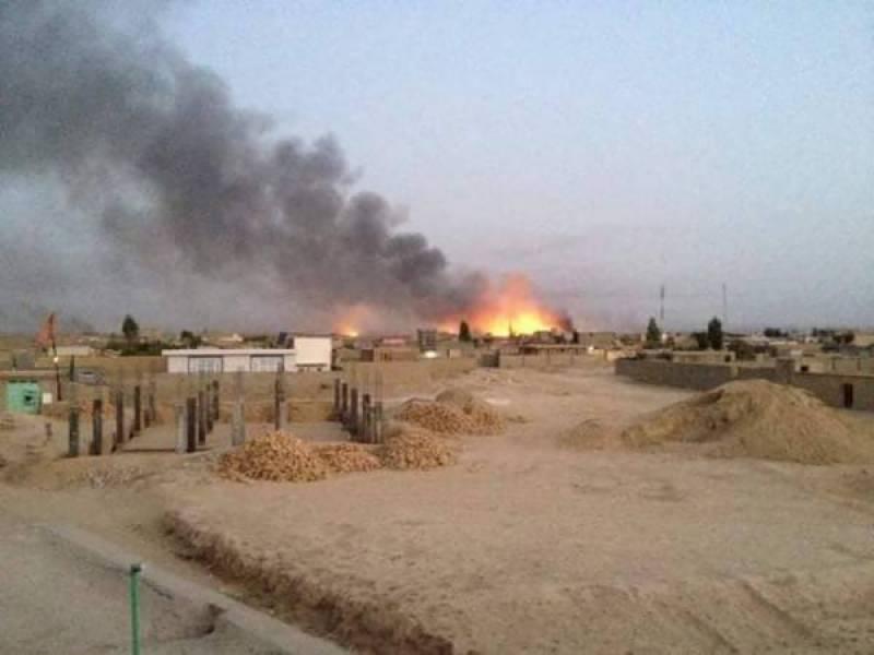 طالبان کا غزنی کے تاریخی شہر پر حملہ ، قبضہ جمالیا ، جھڑپوں میں سکیورٹی فورسز کے 140 اہلکار ہلاک