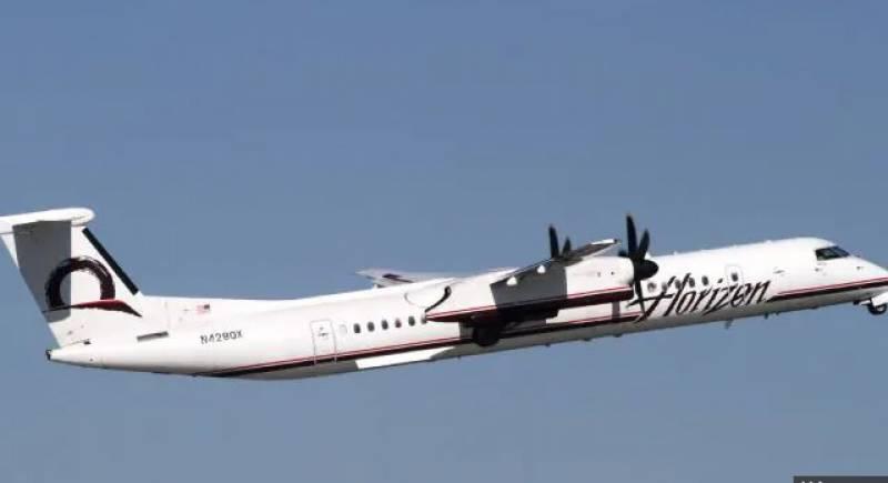 امریکا: سیاٹل کے ایئرپورٹ سے 'چرایا' جانے والا کمرشل طیارہ گر کر تباہ