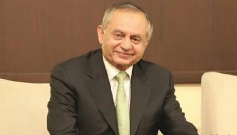 پی ٹی آئی کی ماہر اقتصادیات عبدالرزاق داؤد کو حکومت میں شمولیت کی دعوت