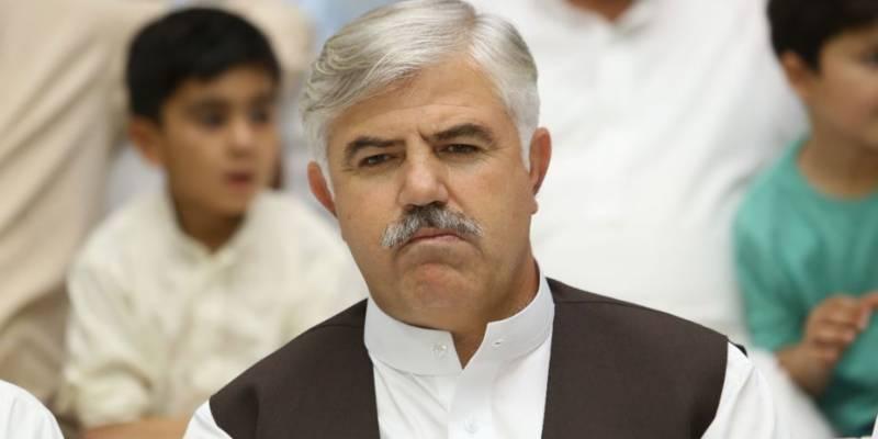 تحریک انصاف کے محمود خان خیبرپختونخوا کے نئے وزیراعلیٰ منتخب
