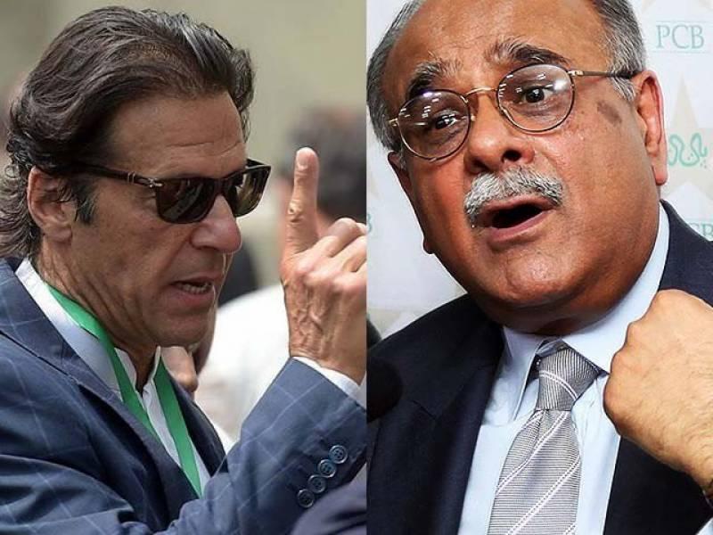 نجم سیٹھی کی عمران خان کے خلاف ہتک عزت کی درخواست پر سماعت