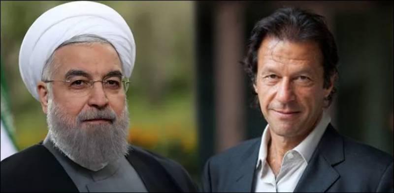 عمران خان کا انتخاب بہادر اور عزت مند پاکستانیوں کی امنگوں کی علامت ہے: حسن روحانی