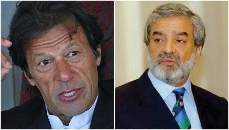 عمران خان کی نامزد چیئرمین پی سی بی احسان مانی سے ملاقات