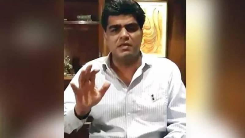 عمران علی شاہ کو 5 لاکھ روپے جرمانہ اور 20 افراد کا علاج کرانے کا حکم