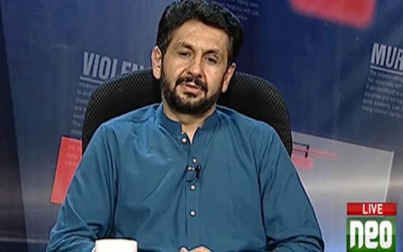 میرے خلاف سوشل میڈیا پر جو کچھ ہو رہا ہے ،اسے انجوائے کر رہا ہوں:سلیم صافی