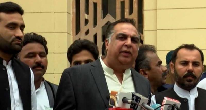 عمران اسماعیل نے سندھ اسمبلی کی رکنیت سے استعفیٰ دے دیا