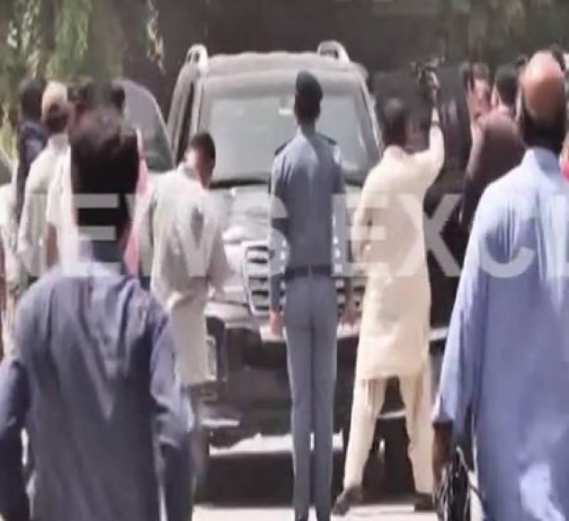 وزیر اعلیٰ پنجاب کا پروٹوکول بچی کی جان لے گیا