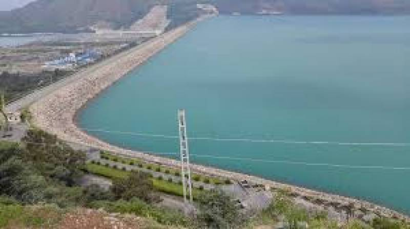 تربیلا ڈیم میں پانی ذخیرہ کرنے کی گنجائش میں واضح کمی