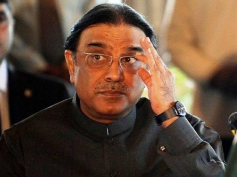 این آر او کیس، سابق صدر آصف زرداری کا بیان حلفی مشکوک قرار