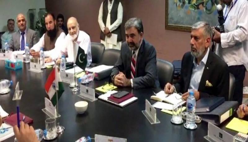 'بھارت نے لوئر کلنئی اورپکل ڈل پاور ہاؤسز پر پاکستان کے اعتراضات تسلیم کر لیے'