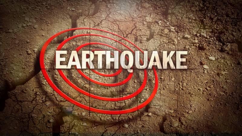 لاہور سمیت پنجاب کے مختلف شہروں میں زلزلے کے شدید جھٹکے