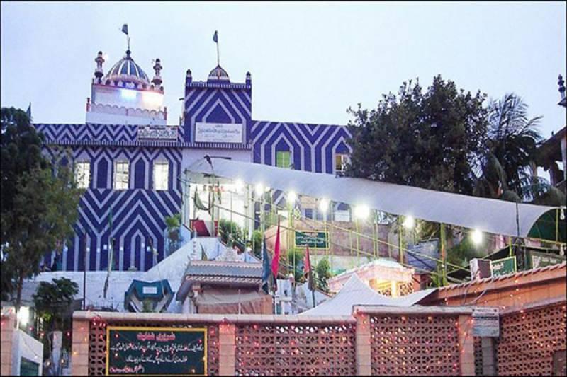 معروف صوفی بزرگ عبداللہ شاہ غازی کے 1288ویں عرس کا آغاز ہوگیا