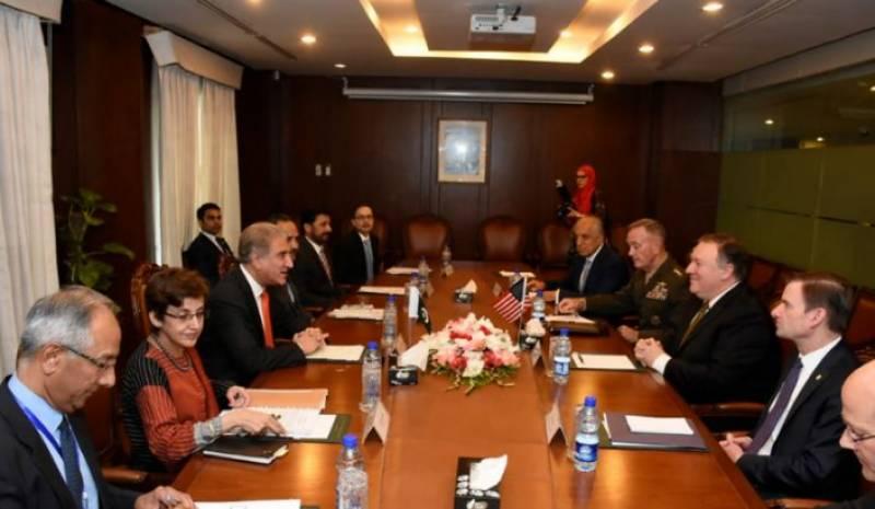 امریکی وزیرخارجہ نے وزیراعظم عمران خان سے ایک بار پھر