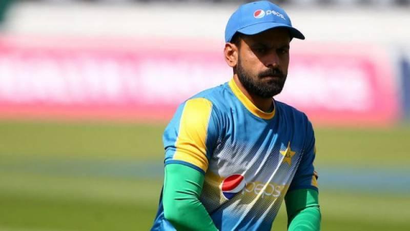 میرے اور پاکستان کرکٹ بورڈ کے درمیان کسی قسم کی کوئی ناراضگی نہیں ، محمد حفیظ