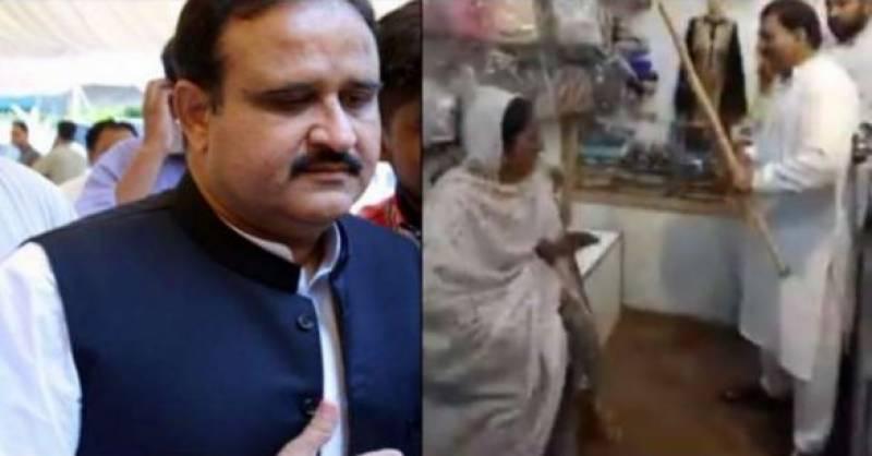 کپڑا چوری کا الزام،خواتین پر تشدد کی ویڈیو وائرل،وزیراعلیٰ پنجاب کا انکوائری کا حکم