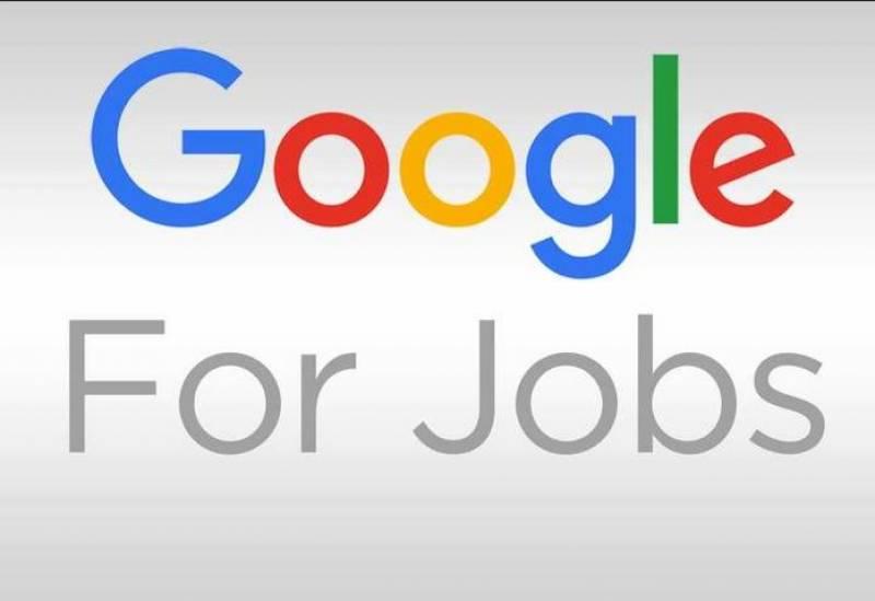 گوگل نے بےروزگار نوجوانوں کے لیے نوکری ڈھونڈنا بے حد آسان کردی