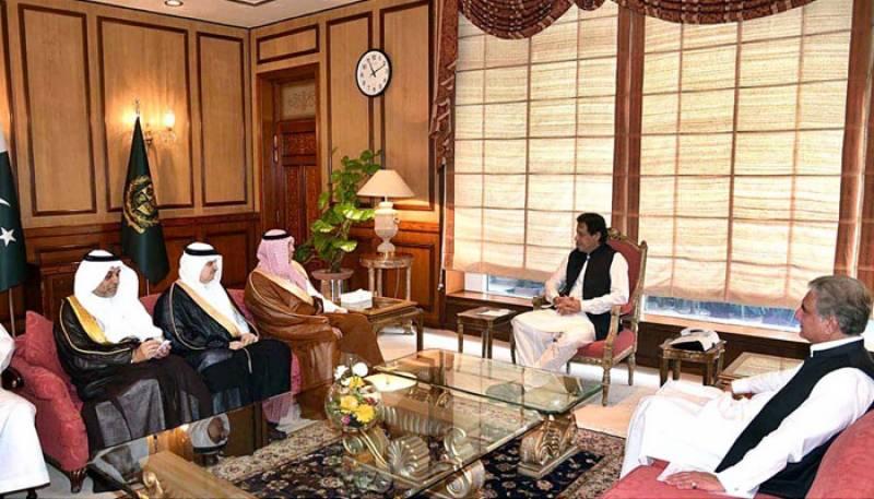 وزیراعظم جلد سعودی عرب کا دورہ کریں گے، فواد چوہدری