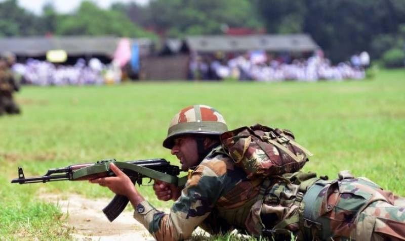 بھارتی فوج کا ایک لاکھ سے زائد نوکریاں ختم کرنے پر غور