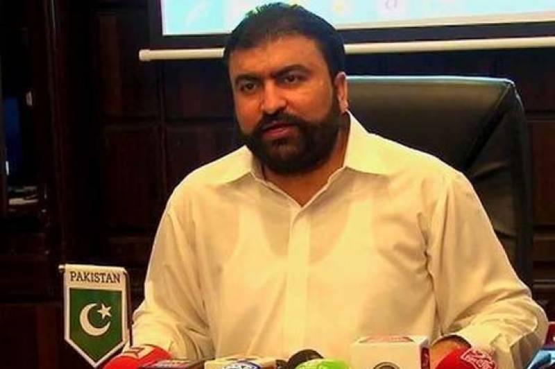 سرفراز بگٹی بلوچستان سے سینیٹ کی جنرل نشست پر کامیاب