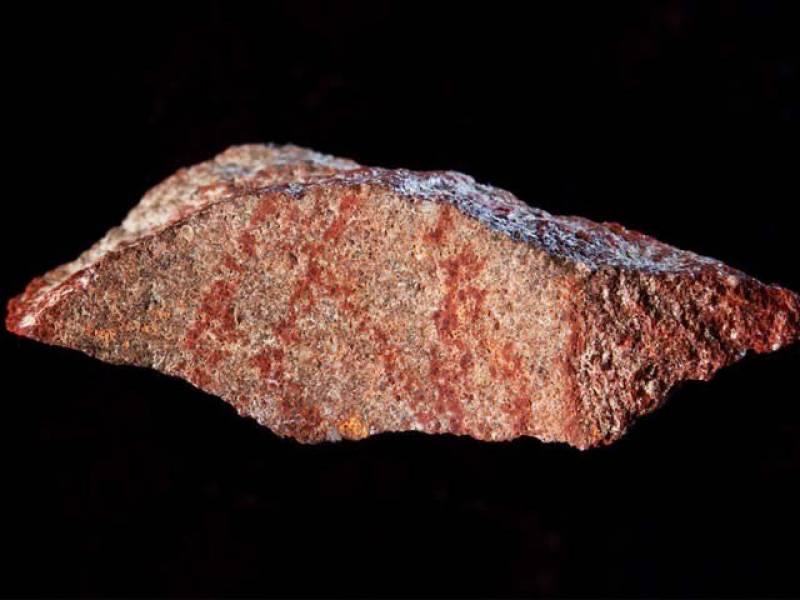 جنوبی افریقہ میں دنیا کی قدیم ترین ڈرائنگ دریافت