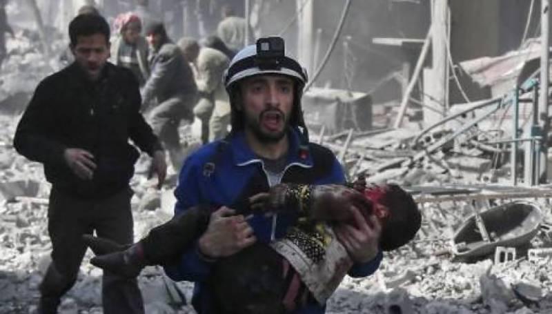 شام میں جاری خانہ جنگی میں جاں بحق افراد کے اعداد وشمار جاری